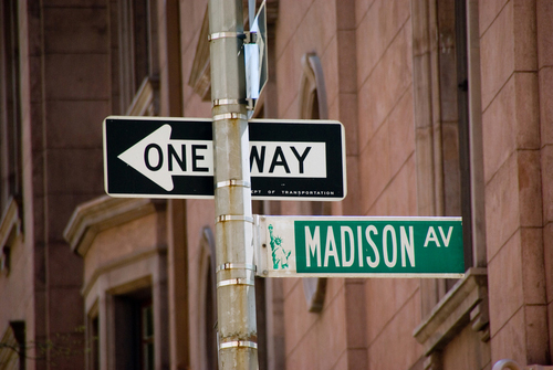 Several Horseflyers earned their stripes on this iconic street in marketing.